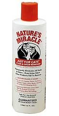 Nature's Miracle Just For Cats Pt