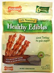 Healthy Edibles Bacon Bone 6pc Regular