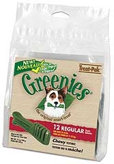 Greenies Treat Pak  Regular 12oz