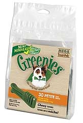 Greenies Mega Treat Pak Petite