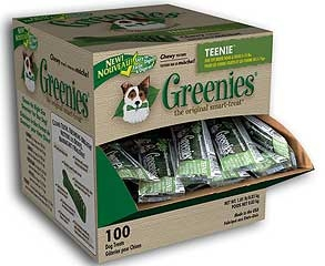 Greenies Dog Treat Teenie