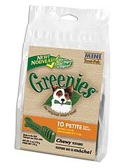 Greenies Mini Treat Pak Petite 6oz