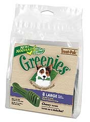 Greenies Treat Pak Large 12oz