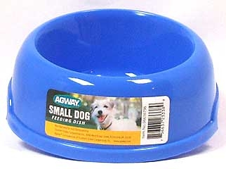 Agway Puppy Dish Small