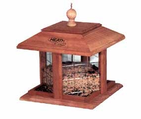 Heath Gazebo Bird Feeder