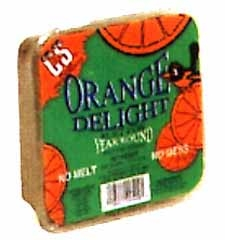 Orange Delight Suet 13.5oz