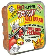 C & S Hot Pepper Delight Suet Dough 11.75oz