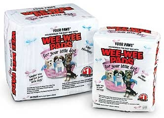 Wee Wee Pad For Little Dogs 12pk