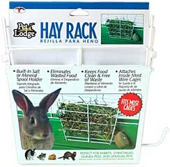 Wire Rabbit Hay Rack
