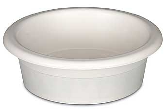Nesting Crock Bowl With Microban Intermediate