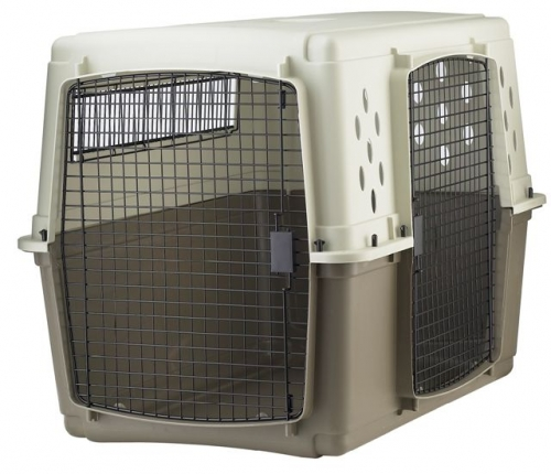 Pet Lodge Double Door Pet Crate Xlarge