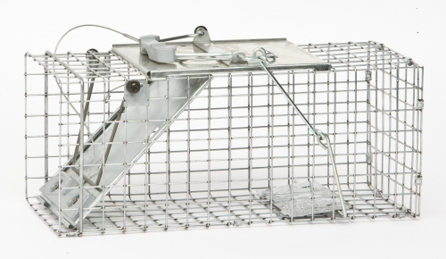 Havahart Easy Set Cage Trap Small 17x7x7