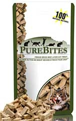 Purebites Beef Liver Cat Treats .85oz