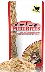 Purebites Chicken Breast Cat Treats .60oz