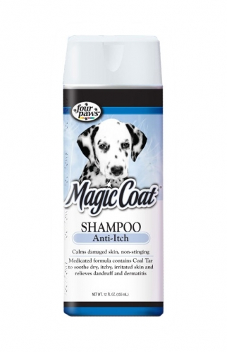 Magic Coat Anti-itch Shampoo 12oz
