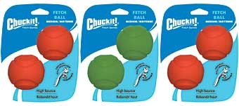 Fetch Ball Medium 2/pk