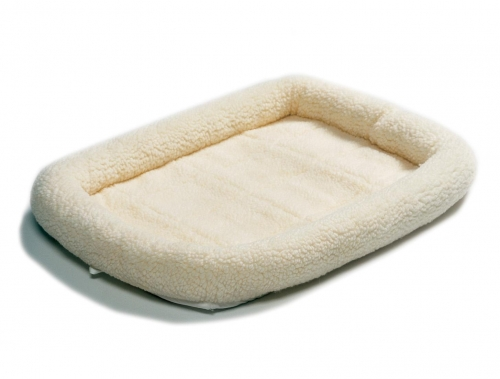 Quiet Time Pet Bed Sheepskin 37 X 54