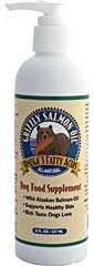 Salmon Oil For Dogs 8oz