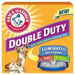 Arm & Hammer Double Duty Litter 20lb