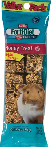 Forti-diet Honey Guinea Pig Treat 7.2oz