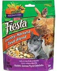 Fiesta Country Harvest Rabbit Treat