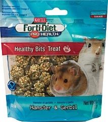Forti-diet Healthy Bits Hamster/gerbil Treat