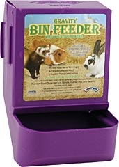 Gravity Bin Feeder Assorted