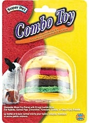 Combo Toy Hamburger