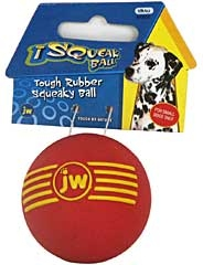 Isqueak Ball Dog Toy Small