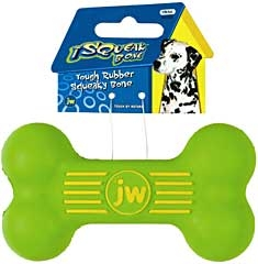Isqueak Bone Dog Toy Small