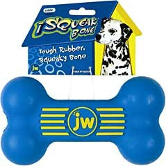 Isqueak Bone Dog Toy Large