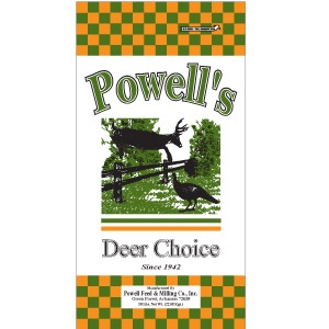 Powell's 16% Deer Choice