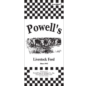 Powell's 16% Hay Stretcher 3/8 Pellet