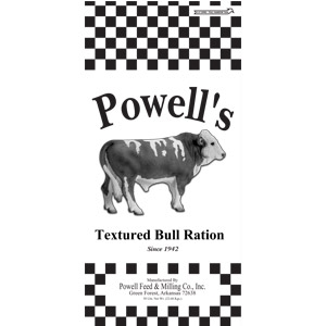 Powell's Bull Ration (Textured)