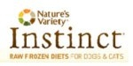 Nature's Variety Instinct Raw Pet Food