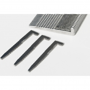 "Porta-Nails 1-1/2"" X 18 ga L Head Flooring Nails, 1200 Pack"