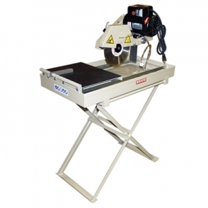 "EDCO TMS-10, Electric Tile Saw, 10"", 1 1/2 HP"