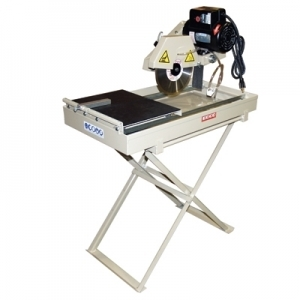 "EDCO TMS-10, Electric Tile Saw, 10"", 1 HP"