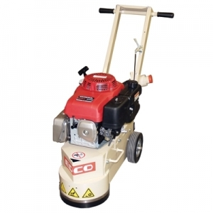 Single-Disc Gas Powered Grinder