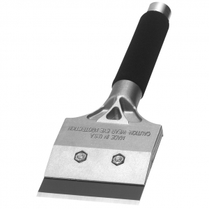 "Warner Mfg. 12"" Floor Scraper, 4"" Blade"