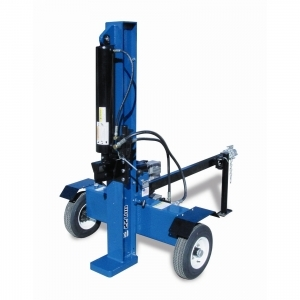 Horizontal/Vertical Towable Log Splitter