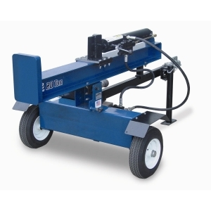 Iron & Oak 20 Ton Fast Cycle Horiz/Vert, Towable Log Splitter