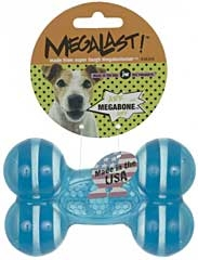 Megalast Bone Dog Toy Medium