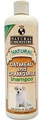 Natural Chemistry Naural Oatmeal & Chamomile Shampoo For Dogs