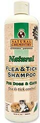 Natural Chemistry Natural Flea & Tick Shampoo For Dogs & Cats