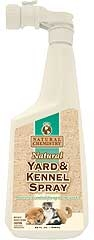 Natural Chemistry Natural Yard & Kennel Spray For Fleas & Ticks