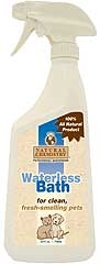 Natural Chemistry Waterless Bath For Pets 24oz