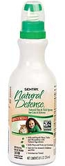 Sentry Natural Defense Flea & Tick Spray For Cats & Kittens 8oz