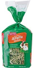 Kaytee Alfalfa Mini-bale Treat 14oz