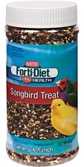 Kaytee Forti-diet Pro Health Songbird Treat Canary/finch 9oz